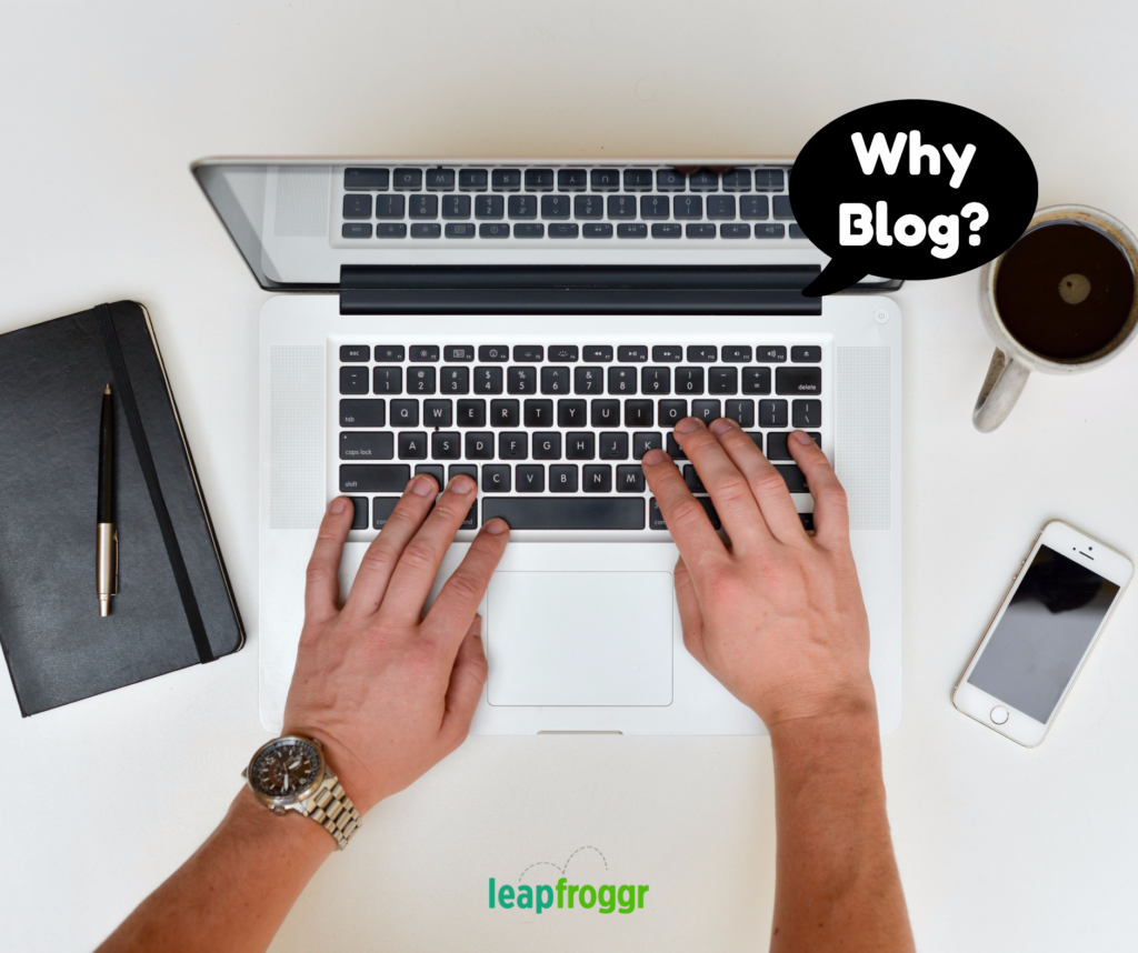 Why I am Writing on this Blog and Why I Think YOU Should Also Blog