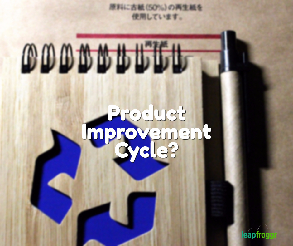 APAR Method – Startup Product Improvement Cycle